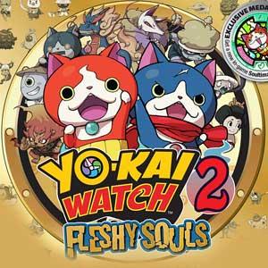 Acheter Yo-Kai Watch 2 Fantômes Bouffi