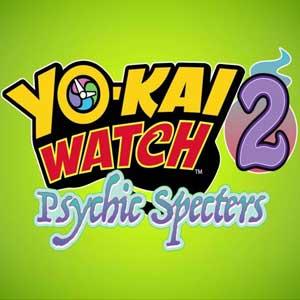 Acheter YO-KAI WATCH 2 Psychic Specters Nintendo 3DS Download Code Comparateur Prix