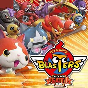 Acheter YO-KAI WATCH Blasters Red CAT Corps Nintendo 3DS Comparateur Prix
