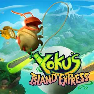 Acheter Yokus Island Express Nintendo Switch Comparateur Prix