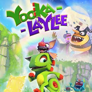 Telecharger Yooka-Laylee PS4 code Comparateur Prix