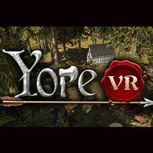 Acheter Yore VR Clé Cd Comparateur Prix