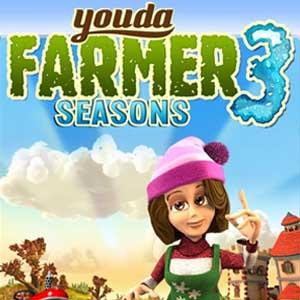 Acheter Youda Farmer 3 Seasons Clé Cd Comparateur Prix