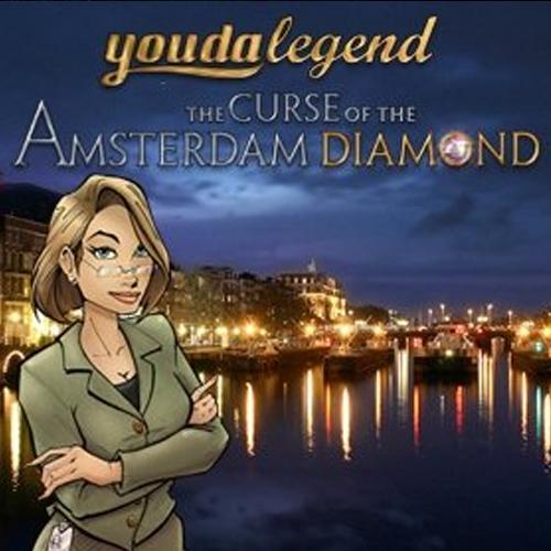 Acheter Youda Legend The Curse of the Amsterdam Diamond Clé Cd Comparateur Prix