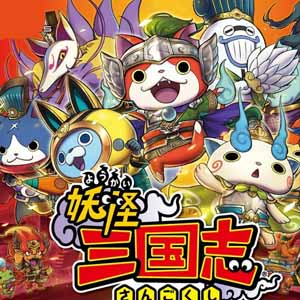 Acheter Youkai Sangokushi Nintendo 3DS Download Code Comparateur Prix