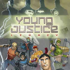 Acheter Young Justice Legacy Nintendo 3DS Download Code Comparateur Prix