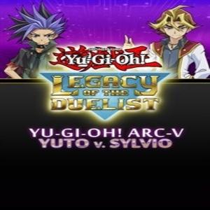 Yu-Gi-Oh ARC-V Yuto v. Sylvio