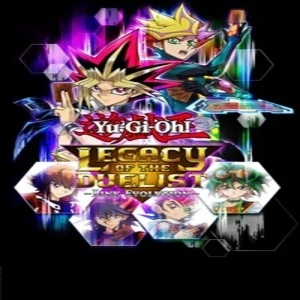Acheter Yu-Gi-Oh Legacy of the Duelist Link Evolution Xbox Series Comparateur Prix
