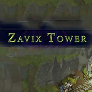 Acheter Zavix Tower Clé Cd Comparateur Prix