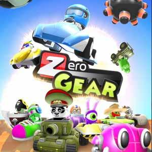 Acheter Zero Gear Clé Cd Comparateur Prix
