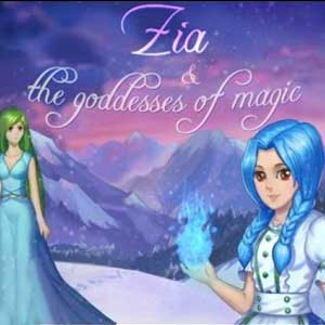 Acheter Zia and the goddesses of magic Clé Cd Comparateur Prix
