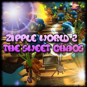 Acheter Zipple World 2 The Sweet Chaos Clé Cd Comparateur Prix