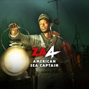 Zombie Army 4 American Sea Captain Character