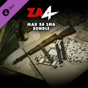 Zombie Army 4 MAB 38 SMG Bundle