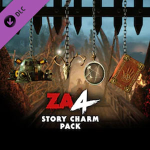 Zombie Army 4 Story Charm Pack
