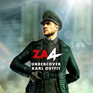 Zombie Army 4 Undercover Karl Outfit