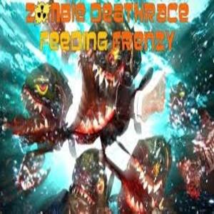 Zombie Deathrace Feeding Frenzy
