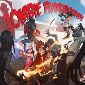Acheter Zombie Playground Clé Cd Comparateur Prix