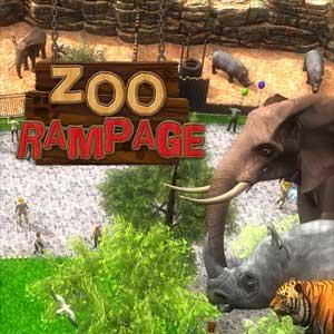 Acheter Zoo Rampage Clé Cd Comparateur Prix