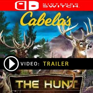 Acheter Cabela's The Hunt Nintendo Switch comparateur prix
