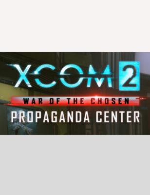 La cabine du Centre de Propagande de XCOM 2 War of the Chosen est maintenant disponible gratuitement sur Steam