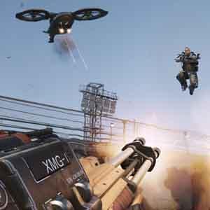 Call of Duty Advanced Warfare Combat