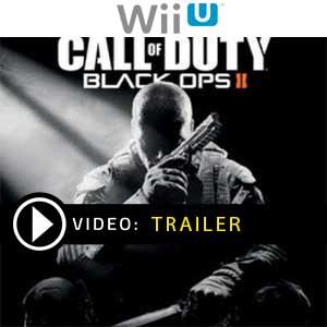 Call of Duty Black Ops 2 Nintendo Wii U en boîte ou à télécharger