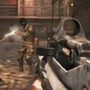 Call of Duty Black Ops - Attaque