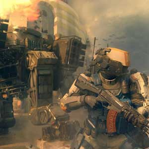 Call of Duty Black Ops 3 PS4 Player Captures d'écran