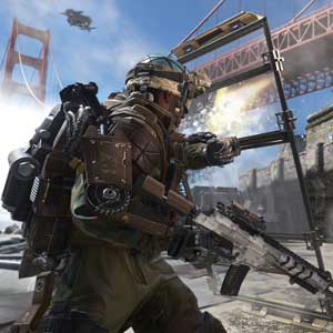 Call of Duty Black Ops 3 Zone de combats