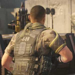 Call of Duty Black Ops 3 Attaque aérienne