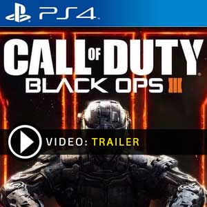 Call of Duty Black Ops 3 PS4 en boîte ou à télécharger