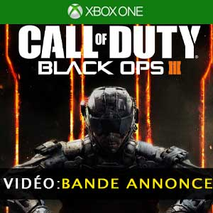 Call of Duty Black Ops 3 Bande-annonce vidéo