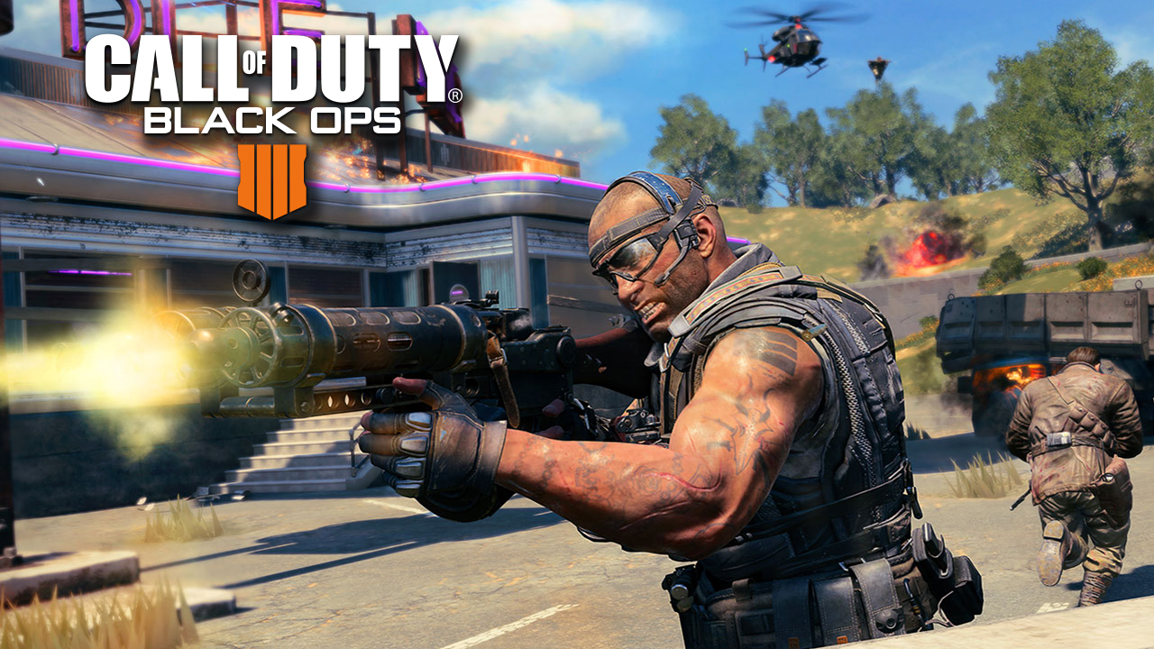 Call of Duty Black Ops 4 Blackout beta