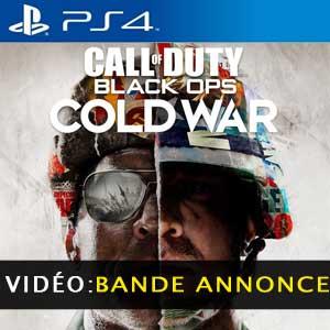 Vidéo de la bande-annonce de Call of Duty Black Ops Cold War