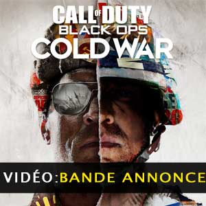 Vidéo de la bande annonce de Call of Duty Black Ops Cold War