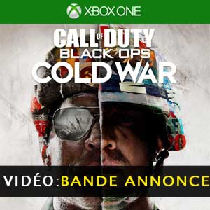 Vidéo de la bande-annonce de Call of Duty Black Ops Cold War