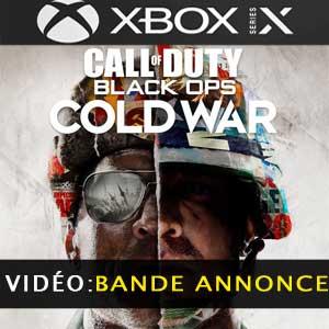 Vidéo de la bande annonce de Call of Duty Black Ops Cold War
