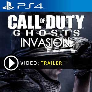 Call of Duty Ghosts PS4 en boîte ou à télécharger