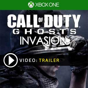 Call of Duty Ghosts Xbox One en boîte ou à télécharger