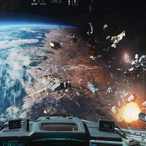 Bataille aérienne de Call of Duty Infinite Warfare