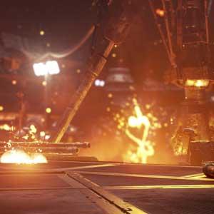 Call of Duty Infinite Warfare L'espace extra-atmosphérique combattre