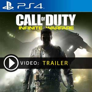 Call of Duty Infinite Warfare PS4 en boîte ou à télécharger