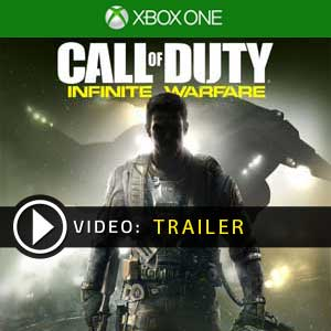 Call of Duty Infinite Warfare Xbox One en boîte ou à télécharger