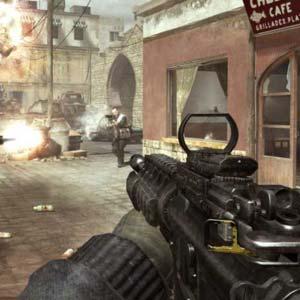 Call Of Duty 4 Modern Warfare 3 Compétitif