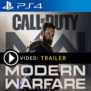 Call of Duty Modern Warfare PS4 en boîte ou à télécharger
