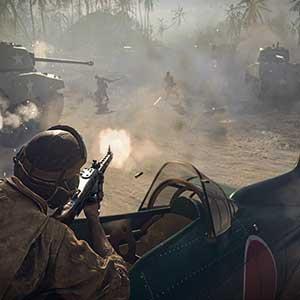 Call of Duty Vanguard Front Pacifique