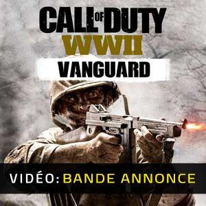 Call of Duty Vanguard Bande-annonce Vidéo