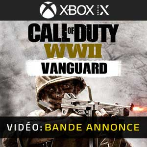Call of Duty Vanguard Xbox Series Bande-annonce Vidéo