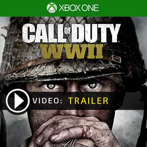 Call of Duty WW2 Xbox One en boîte ou à télécharger